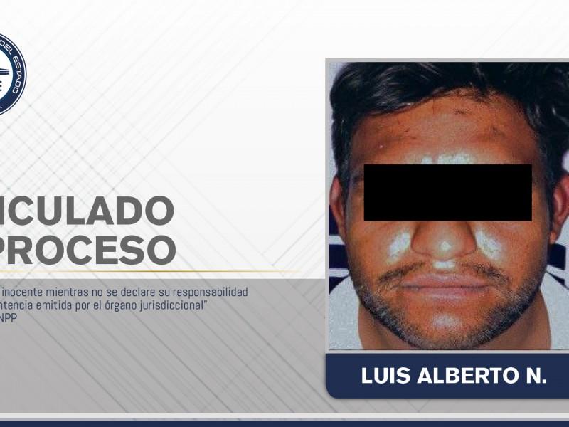 """Detienen a """"El Choco"""" acusado de violar a menor"""