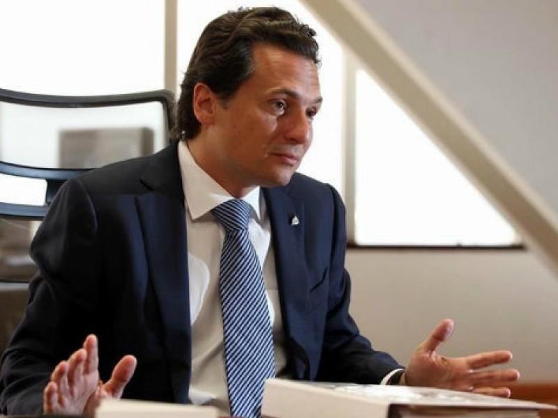 Detienen a Emilio Lozoya en España