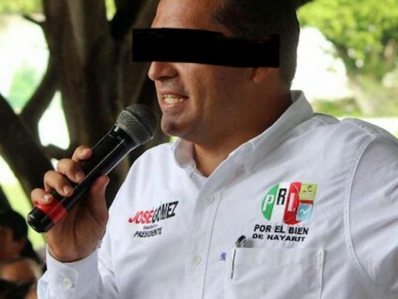 Detienen a ex presidente de Bahía de Banderas