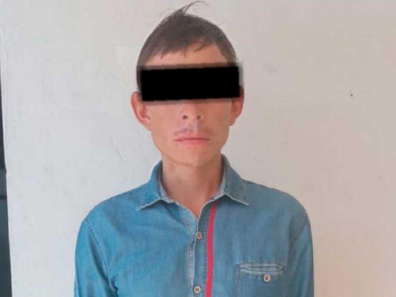 Detienen a feminicida de menor de 15 años