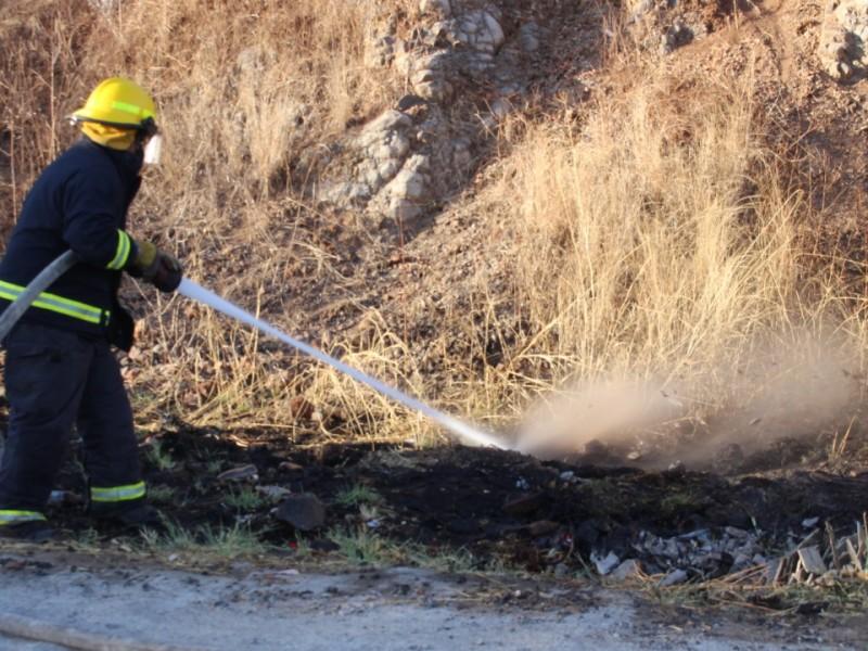 Detienen a joven señalado de provocar incendio forestal