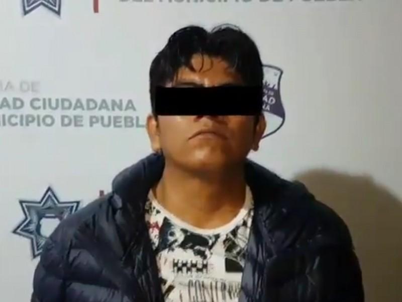 Detienen a narcovendedor con 30 mil pesos de droga