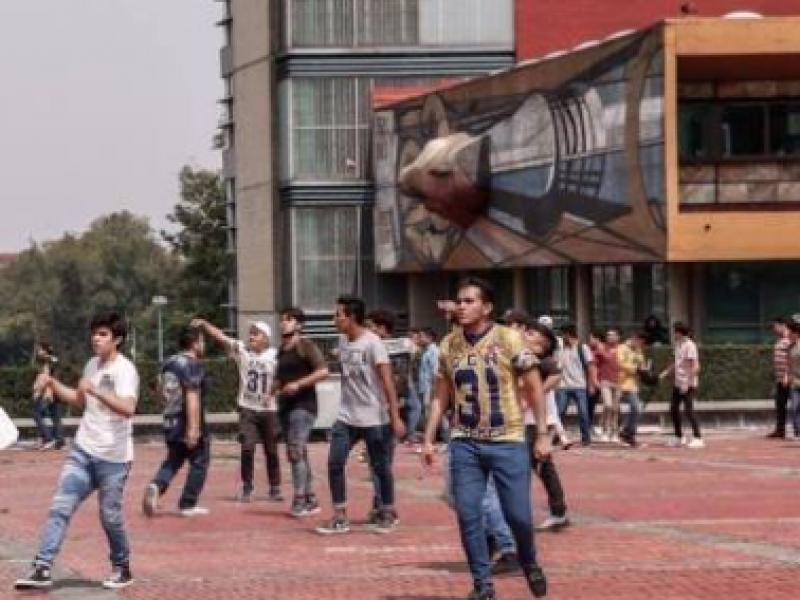 Detienen a otro por agresión en la UNAM