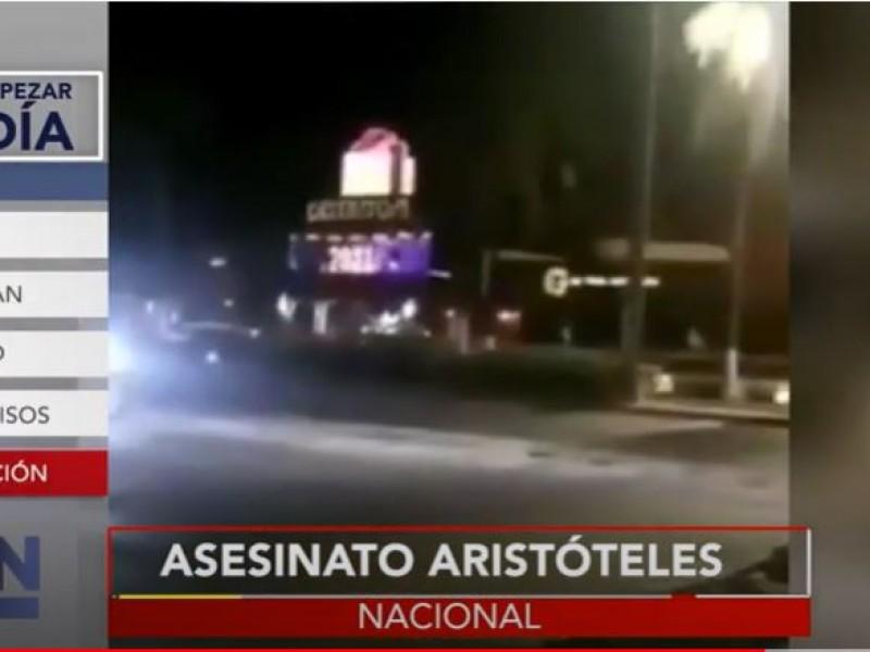 Detienen a otro sujeto por homicidio de Aristóteles Sandoval