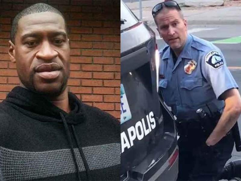 Detienen a policía implicado en la muerte de afroamericano