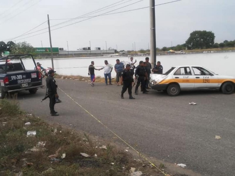 Detienen a presunto asaltante en Tapachula