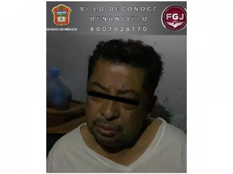 Detienen a presunto homicida de Luis Miranda Cardoso