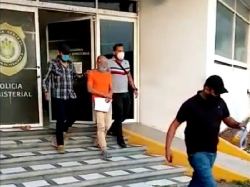 Detienen a presunto responsable de doble feminicidio en Veracruz