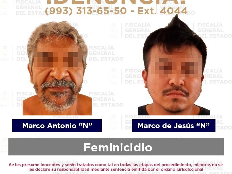 Detienen a presuntos asesinos de exalcaldesa veracruzana y su hija