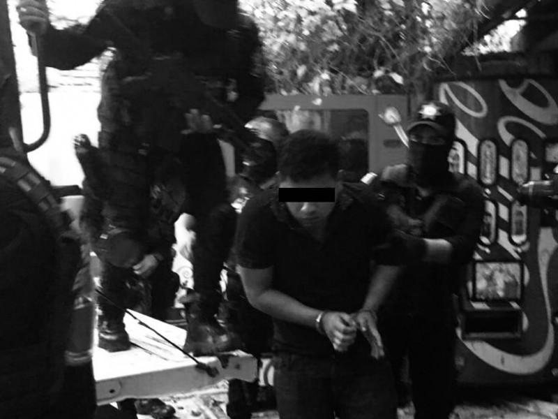Detienen a presuntos autores de asesinato de periodista