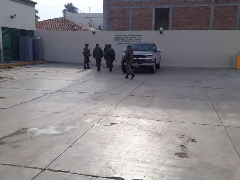 Detienen a presuntos integrantes del cártel de Jalisco