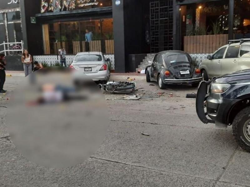 Detienen a presuntos responsables de ataque en restaurante de Salamanca
