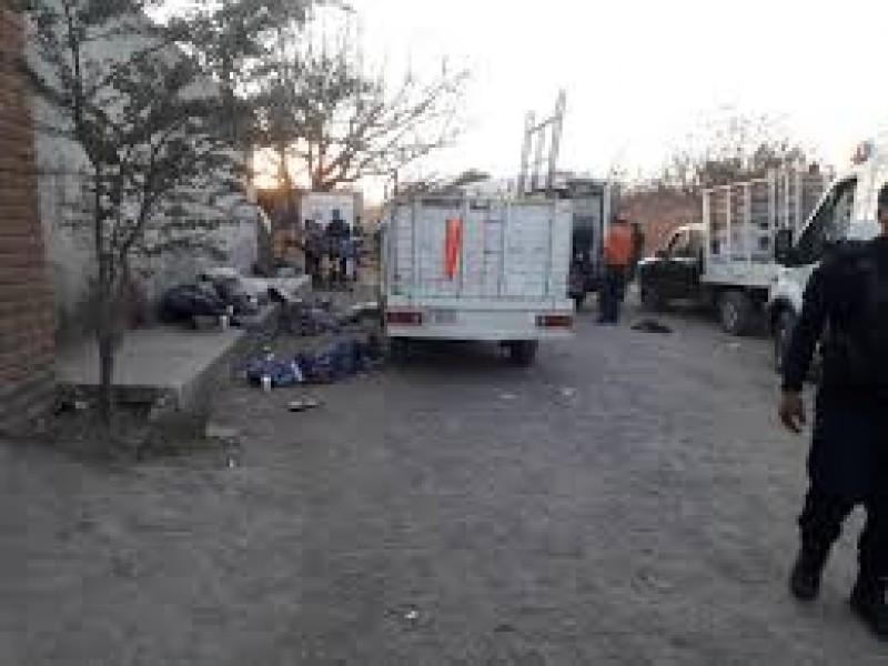 Detienen a responsables de masacre de 11 personas en Tonalá