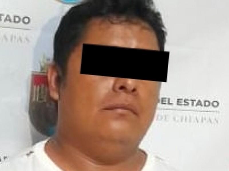 Detienen a sujeto por Abuso Sexual Agravado en Tuxtla Gutiérrez