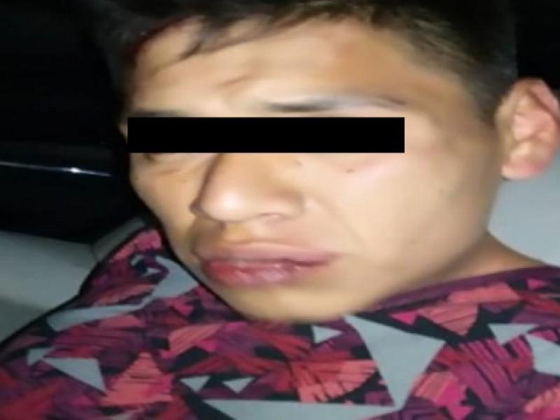 Detienen a homicida en Tláhuac