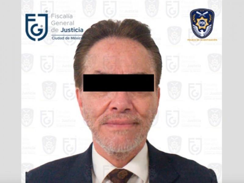 Detienen al empresario Alejandro del Valle en Polanco