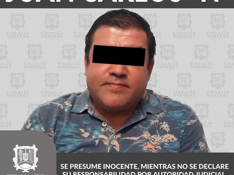 Detienen al exsecretario de Bahía de Bandera