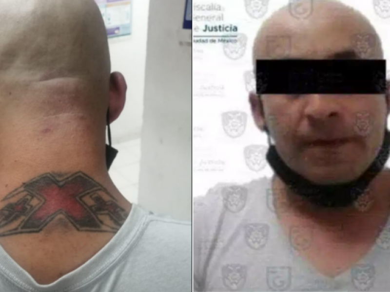 """Detienen al """"Vin Diesel"""" de Xochimilco por robo y homicidio"""