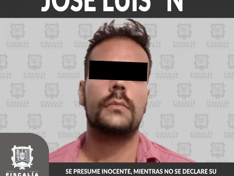 Detienen en BADEBA presunto feminicida José Luis