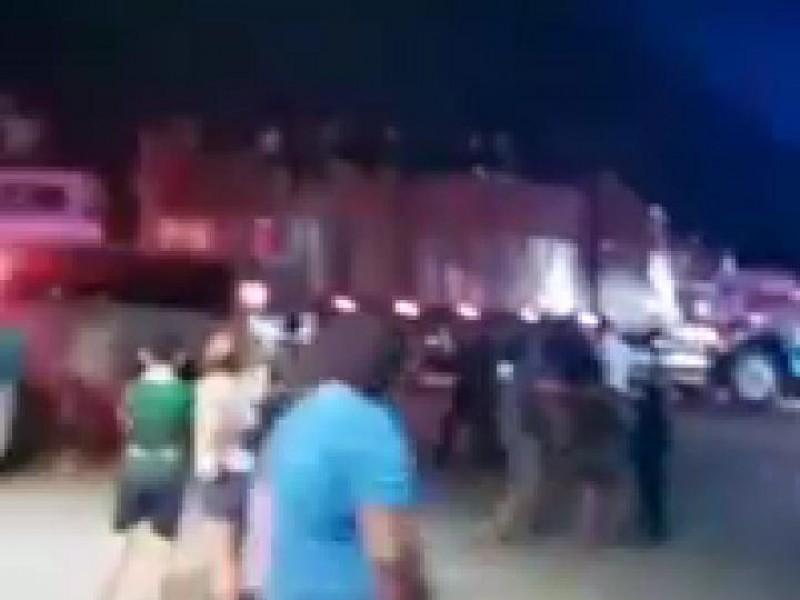 Detienen en Jalapa del Marqués, torton con presuntos indocumentados
