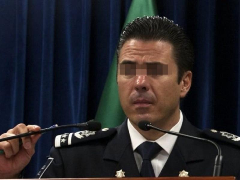 Detienen en Naucalpan a Luis Cárdenas Palomino