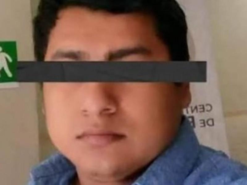 Detienen en Puebla al primer sujeto por la Ley Olimpia