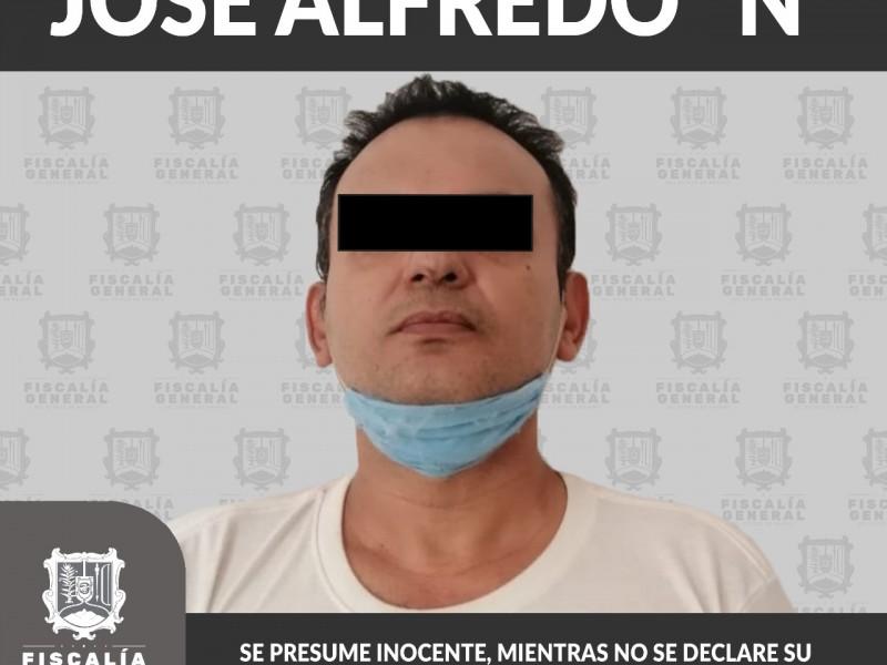 Detienen en Ruiz a feminicida del estado de Jalisco