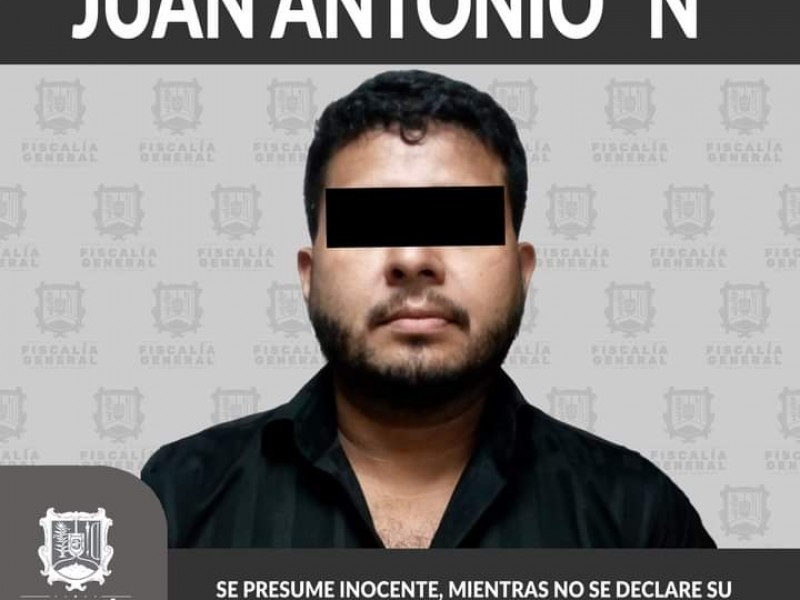 Detienen en Yucatan presunto homicida de mujer de Tuxpan; Nayarit