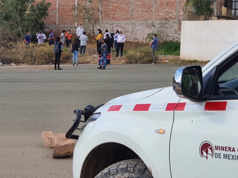 Detonaciones mineras afectan viviendas de poligono Colinas del Padre
