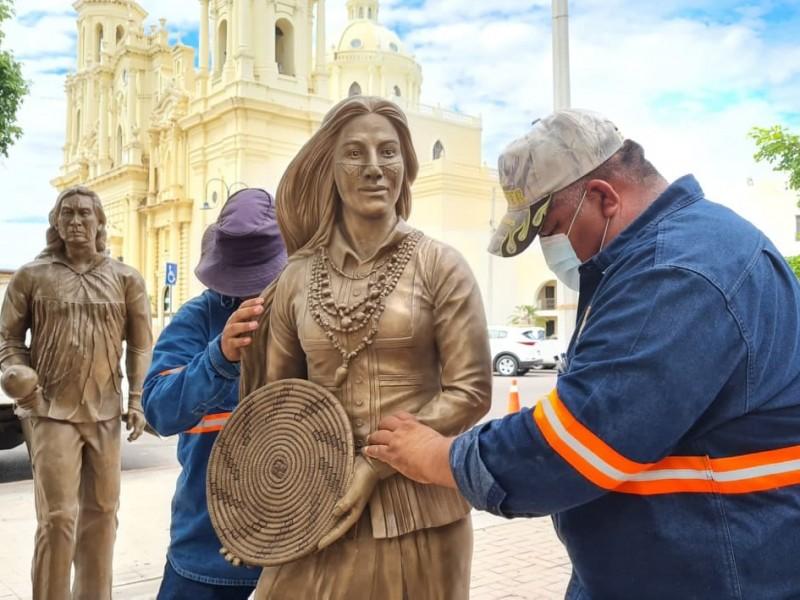 Develerán estatuas elaboradas por artistas plásticos sonorenses