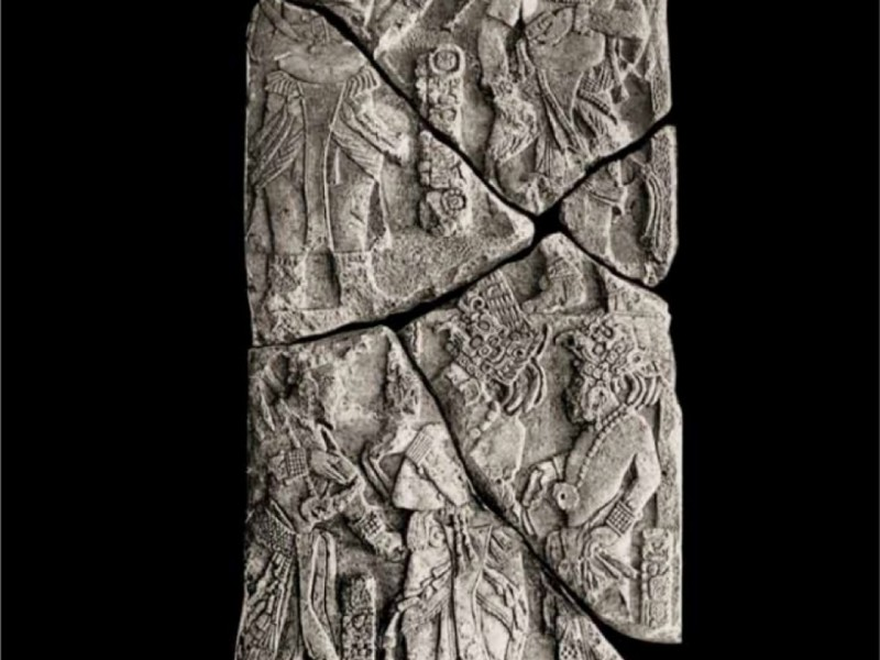 Devuelven a México pieza arqueológica originaria de Chiapas