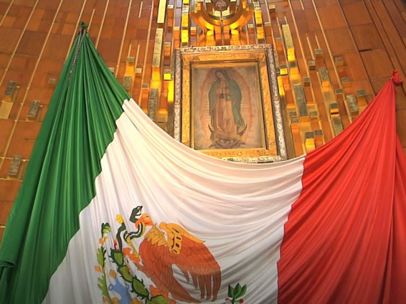 Día de la Virgen virtual en Guaymas