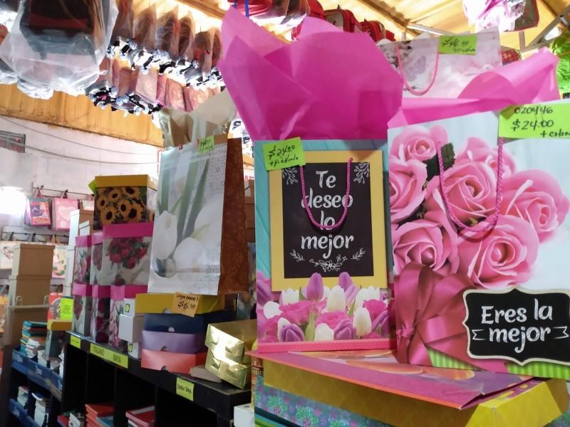 Día de las madres, reactivador de la economía local