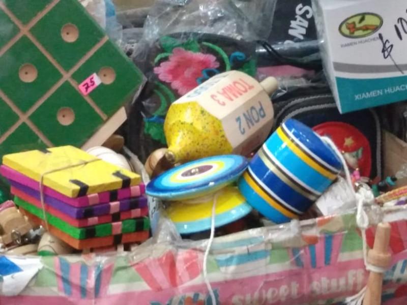 Día de Reyes no representa venta de juguetes en Guaymas
