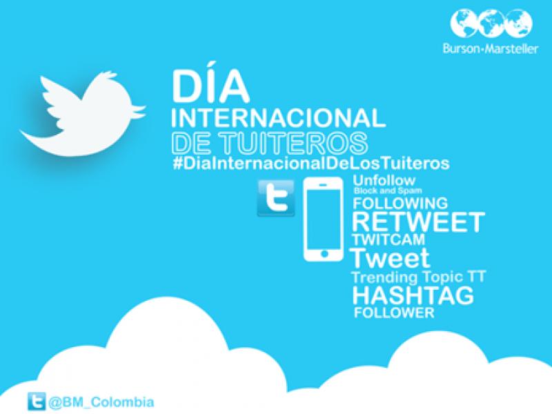 Día del tuitero, ¿porqué se celebra este día?