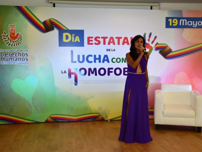 Día estatal de la lucha contra la homofobia