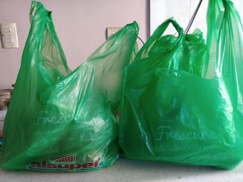 ¡No a las bolsas de plástico! Día internacional