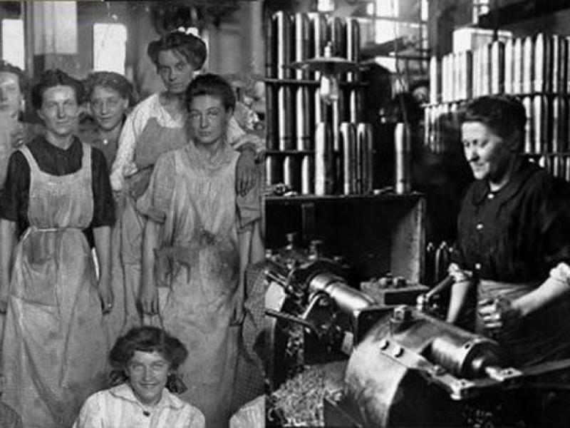 Día internacional de la Mujer, no se felicita, se lucha