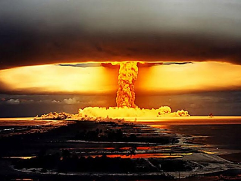 Día mundial contra los ensayos nucleares