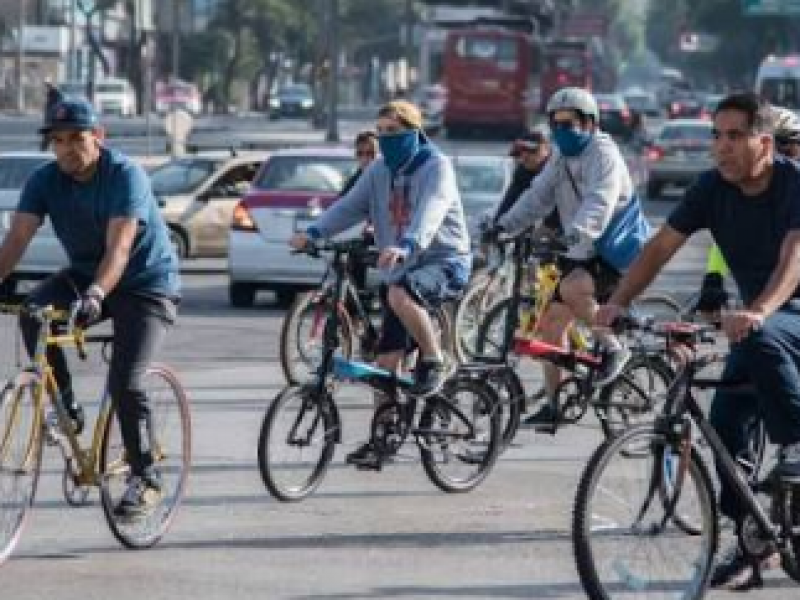 Día Mundial sin Auto, por mejorar movilidad