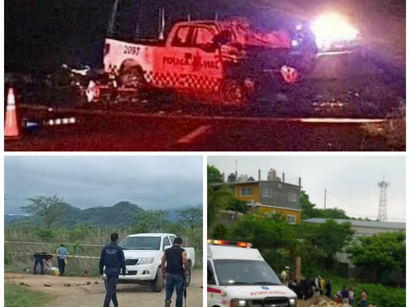 Día trágico en el Istmo de Tehuantepec