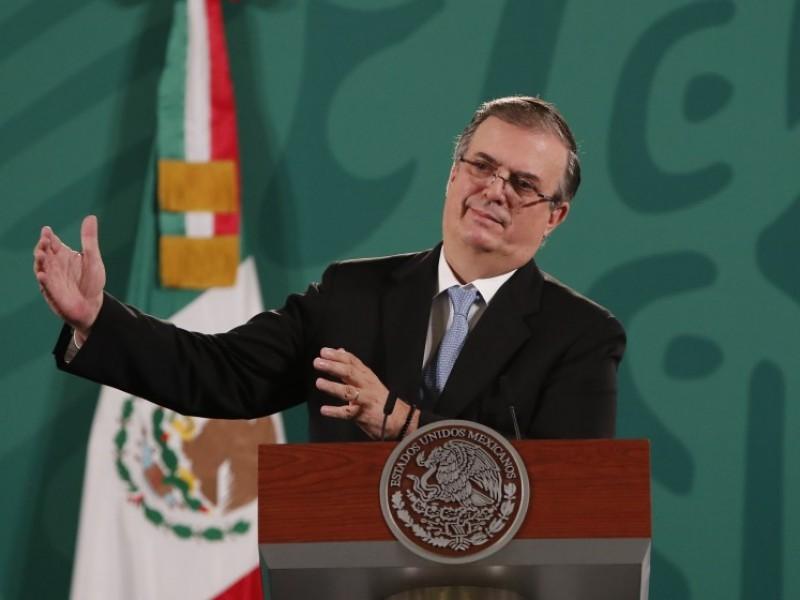 Diálogo México-EU sobre seguridad será el 8 de octubre
