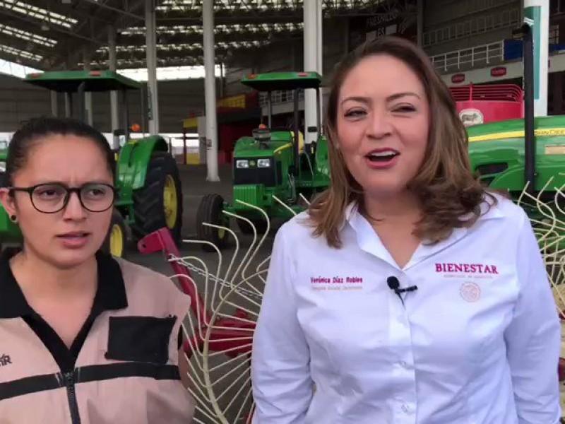 Dictamina tribunal federal sanción para delegada Verónica Díaz