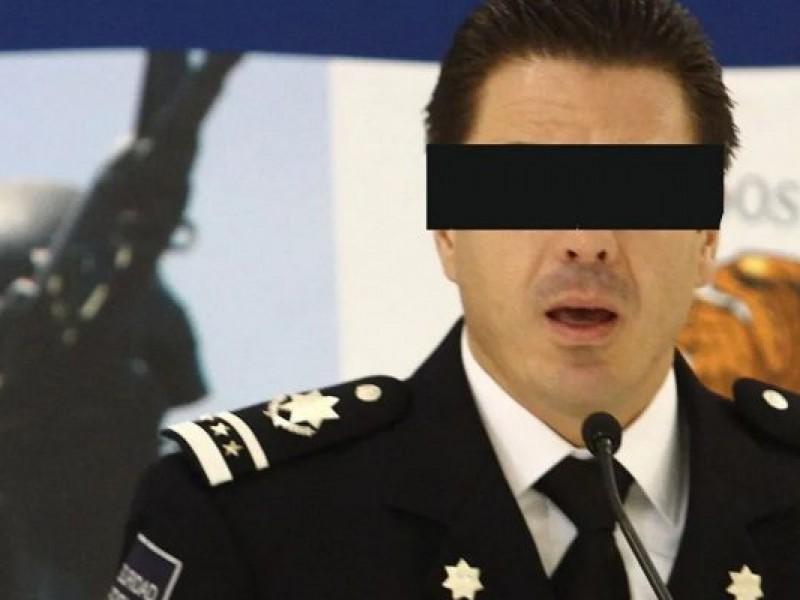 Dictan auto de formal prisión a Luis Cárdenas Palomino
