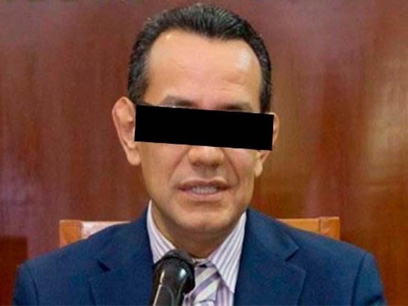 Dictan prisión preventiva a ex Presidente del TSJN
