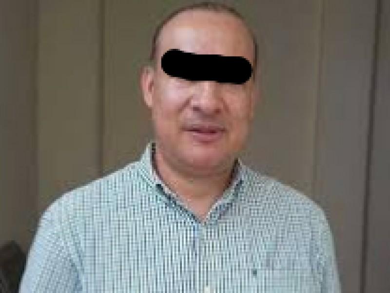Dictan prisión preventiva a Roy Rubio