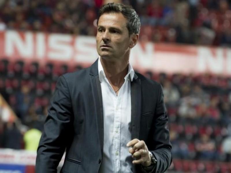 Diego Cocca debutará hoy en el banquillo rojinegro