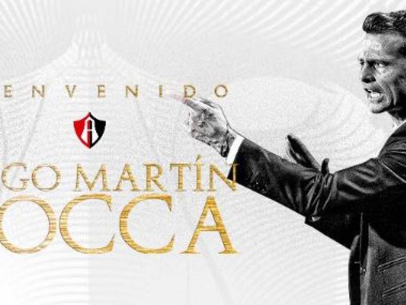 Diego Cocca nuevo DT del Atlas