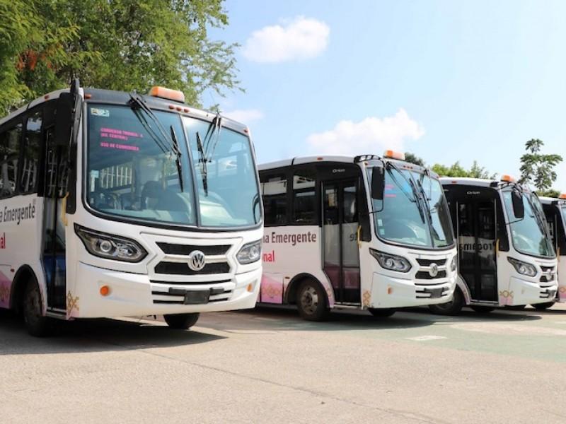 DIF apoya plan emergente de movilidad en la capital
