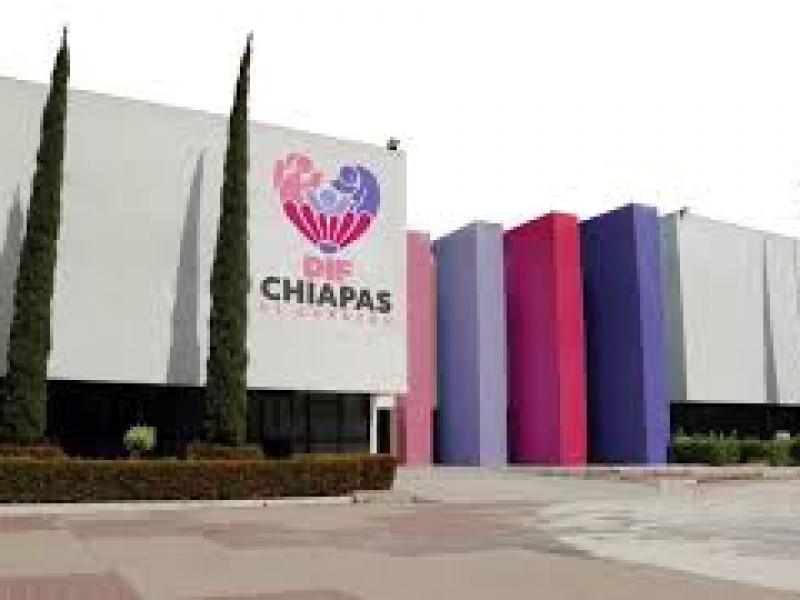 DIF Chiapas brinda apoyo a menores violentados